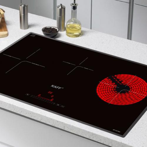 Bếp từ đôi hồng ngoại 3 lò cảm ứng KAFF KF-IC79H-3