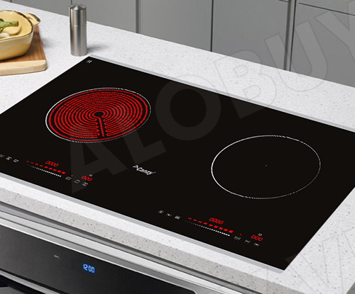 Bếp từ đôi hồng ngoại cảm ứng CANZY CZ-930H-3