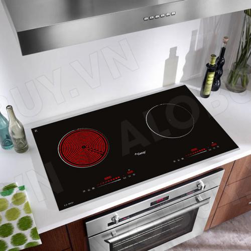 Bếp từ đôi hồng ngoại cảm ứng CANZY CZ-930H-1