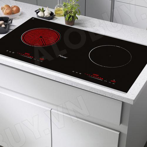 Bếp từ đôi hồng ngoại cảm ứng CANZY CZ-930H-4