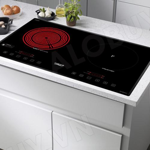 Bếp từ đôi hồng ngoại cảm ứng CHEFS EH-MIX321-4