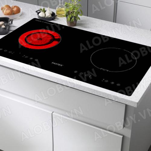 Bếp từ đôi hồng ngoại cảm ứng FASTER FS-668HI-1