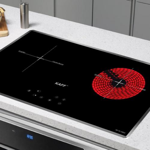 Bếp từ đôi hồng ngoại cảm ứng KAFF KF-FL105IC-2