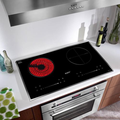 Bếp từ đôi hồng ngoại cảm ứng KAFF KF-FL108IC-2