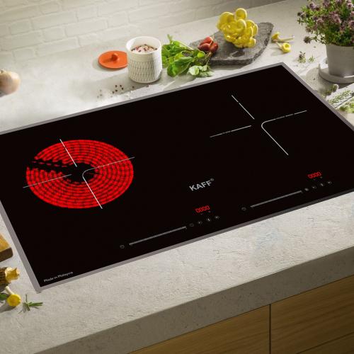 Bếp từ đôi hồng ngoại cảm ứng KAFF KF-FL68IC-6