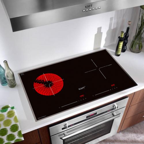 Bếp từ đôi hồng ngoại cảm ứng KAFF KF-FL68IC-3
