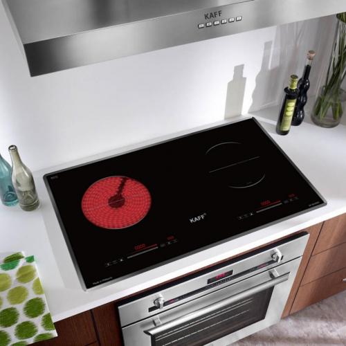 Bếp từ đôi hồng ngoại cảm ứng KAFF KF-SD300IC-3
