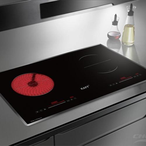 Bếp từ đôi hồng ngoại cảm ứng KAFF KF-SD300IC-2