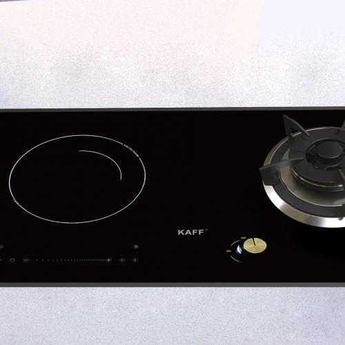 Bếp từ gas kết hợp 2 lò KAFF KF-088IG-4