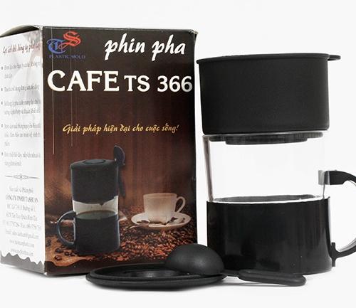 Bình pha cà phê thông minh TASHUAN TS-366-6