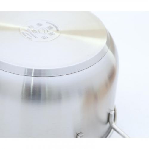 Bộ nồi xửng inox 3 đáy 24cm Fivestar ST24-3D-2