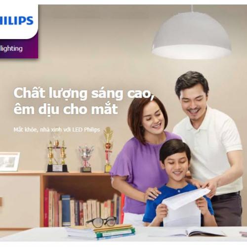 Bóng đèn Philips LED Essential Gen3 3W 3000K E27 A60 - Ánh sáng vàng-7