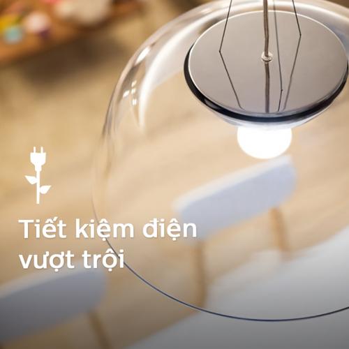 Bóng đèn Philips LED siêu sáng tiết kiệm điện Essential Gen4 3W E27 A60 - Ánh sáng vàng-2