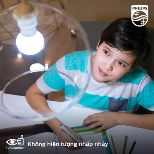 Bóng đèn Philips LED siêu sáng tiết kiệm điện Essential Gen4 5W E27 A60 - Ánh sáng trắng-3