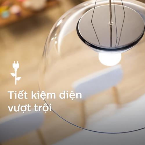 Bóng đèn Philips LED siêu sáng tiết kiệm điện Essential Gen4 7W E27 A60 - Ánh sáng trắng-7
