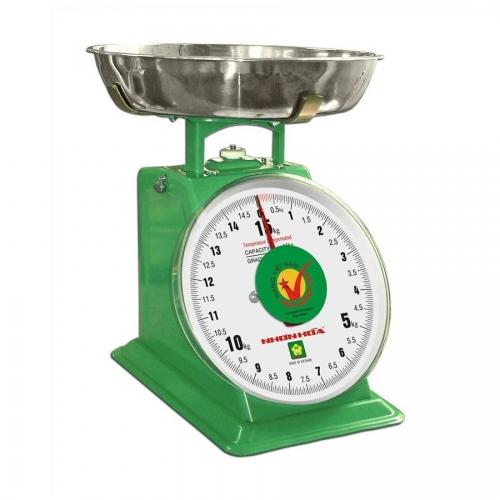 Cân đồng hồ lò xo Nhơn Hòa 15Kg NHS-15