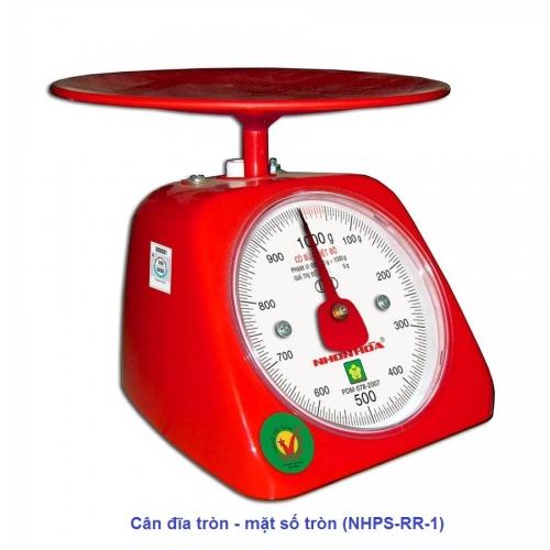 Cân nhựa đồng hồ Nhơn Hòa 1Kg-2
