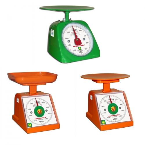 Cân nhựa đồng hồ Nhơn Hòa 2Kg