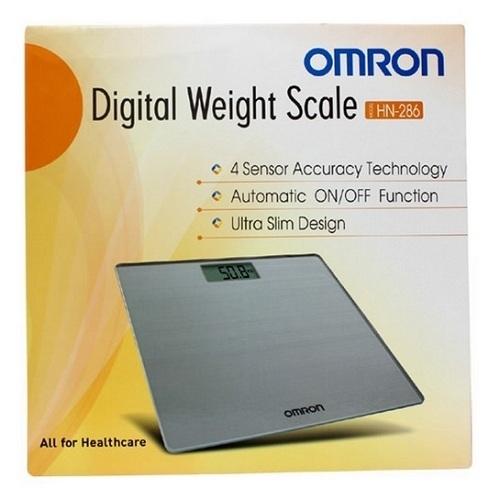 Cân sức khỏe điện tử Omron HN-286-3