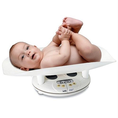 Cân trẻ sơ sinh điện tử Laica BF-2051