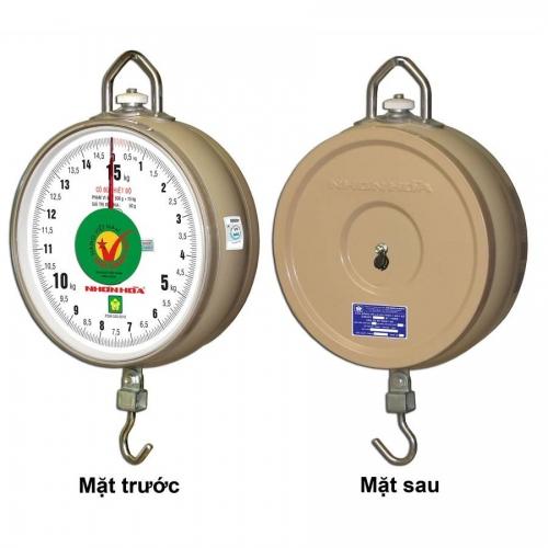 """Cân Treo Nhơn Hòa 15kg - 1 mặt số CĐHT-15-8""""-1MS-2"""