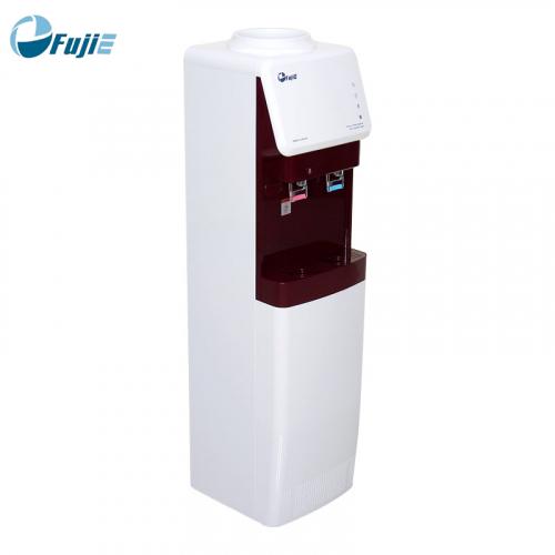 Cây nước nóng lạnh 2 vòi FujiE WD-1500U-KR Red-2