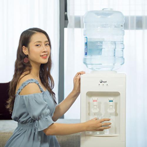Cây nước nóng lạnh 2 vòi FUJIE WD1105E-1