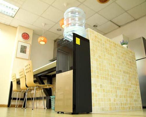 Cây nước nóng lạnh 2 vòi FUJIE WD1700C-4