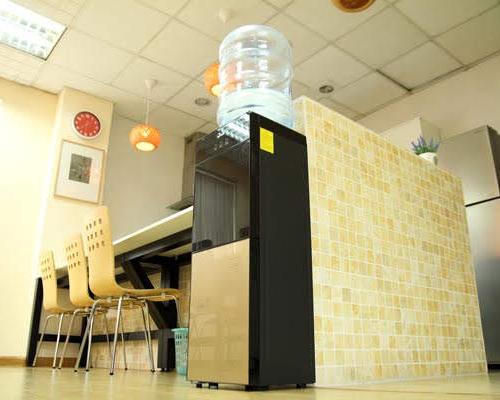 Cây nước nóng lạnh 2 vòi FUJIE WD1700E-1