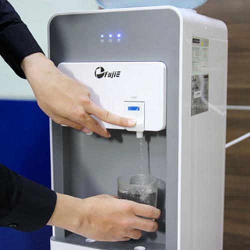 Cây nước nóng lạnh 2 vòi FUJIE WD1900C-2