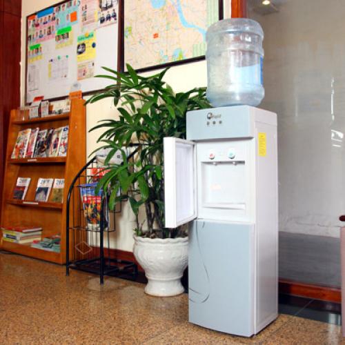 Cây nước nóng lạnh 2 vòi FUJIE WDX5GE-2