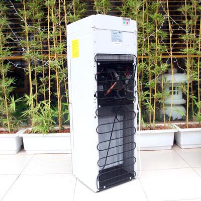 Cây nước nóng lạnh 2 vòi FUJIE WDX5PC-4