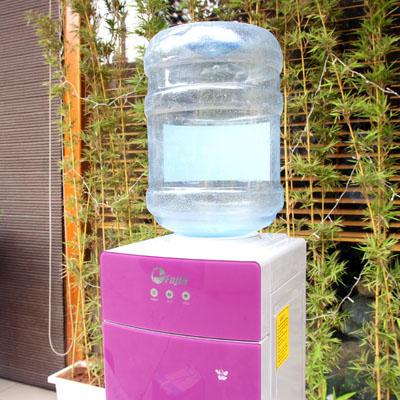 Cây nước nóng lạnh 2 vòi FUJIE WDX5PC-2