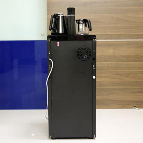 Cây nước nóng lạnh kết hợp bàn pha trà, cafe FujiE WD1170C-5