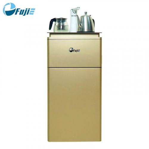 Cây nước nóng lạnh kết hợp bàn pha trà, cafe FujiE WD3000E-5