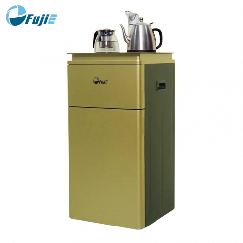 Cây nước nóng lạnh kết hợp bàn pha trà, cafe FujiE WD3000E-2