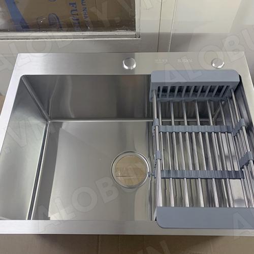 Chậu rửa bát inox 304 KAFF KF-HM6045-1