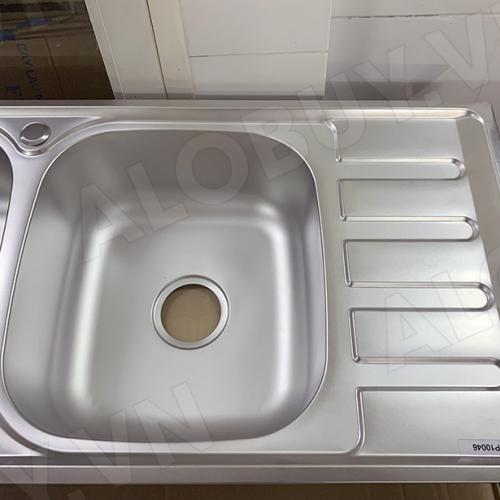 Chậu rửa bát inox 304 KAFF KF-P10046-4