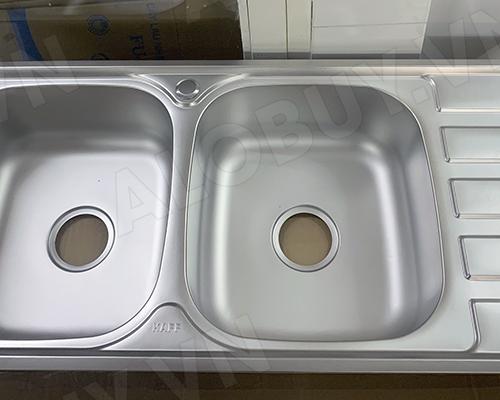 Chậu rửa bát inox 304 KAFF KF-P10046-5