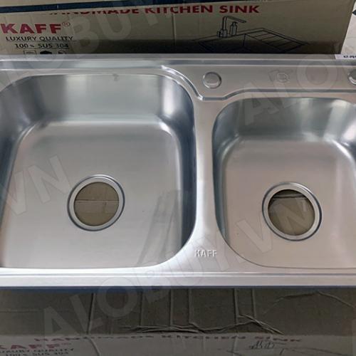Chậu rửa bát inox 304 KAFF KF-P8143-2
