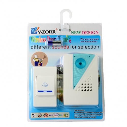 Chuông cửa không dây thông minh V-Zorr