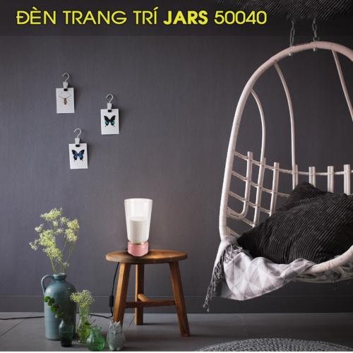 Đèn bàn trang trí Philips Jars 50040 (Hồng)-3