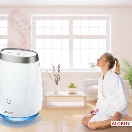 Đèn phun tinh dầu làm sạch không khí Beurer LA50-1