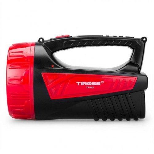 Đèn pin sạc Tiross TS682-2