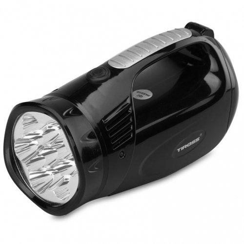Đèn pin sạc Tiross TS760