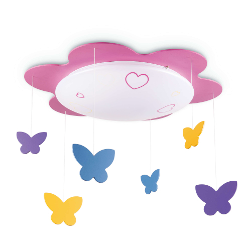Đèn trần phòng trẻ em Philips LED Butterfly 77500 22W-3