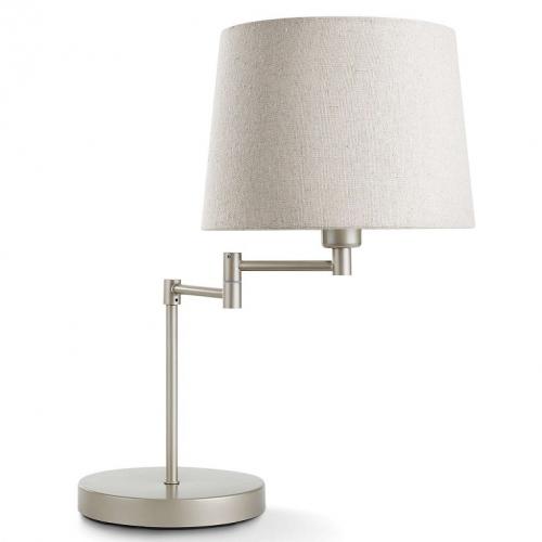 Đèn trang trí để bàn Philips Donne 36132 tặng 01 bóng đèn Philips LED Scene Switch 2 cấp độ ánh sáng vàng-8