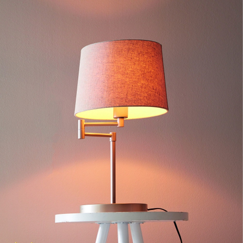 Đèn trang trí để bàn Philips Donne 36132 tặng 01 bóng đèn Philips LED Scene Switch 2 cấp độ ánh sáng vàng-3