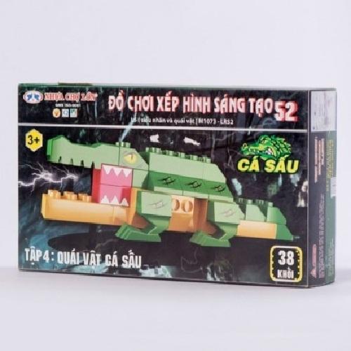 Đồ chơi xếp hình - M1073-LR52 (Số 52 - L5 - Tập 4)-1