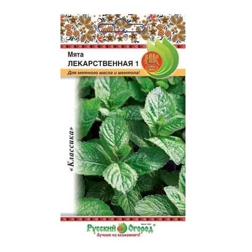 Hạt giống Bạc Hà Peppermint Spice (Siêu Thơm) - 308215-1